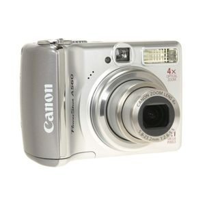 APPAREIL PHOTO COMPACT CANON PowerShot A560