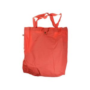 SAC SHOPPING Sac tote bag coton imprimé corail funny portofino