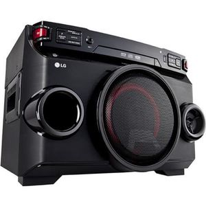 CHAINE HI-FI LG OM4560 Chaîne Hi-fi Mini Bluetooth