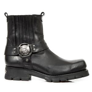 BOTTINE Bottines cuir New Rock M.7605-S1