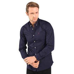 CHEMISE - CHEMISETTE Tommy Hilfiger Chemises Homme Bleu Marine