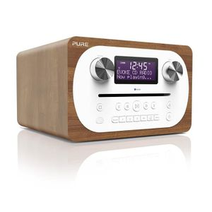 RADIO CD CASSETTE Radio DAB et lecteur CD – Pure Evoke C-D4 – Blueto