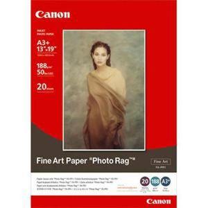 PAPIER PHOTO Boîte de 20 feuilles papier photo 170 g. format A3
