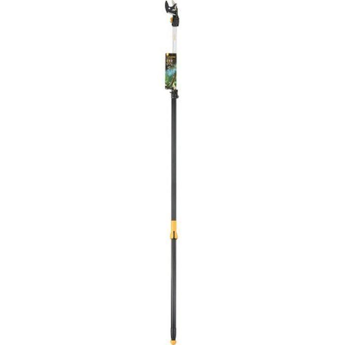 Coupe-branche multifonctions télescopique 6,50 m ø 32 mm - Fiskars 115560 UP86