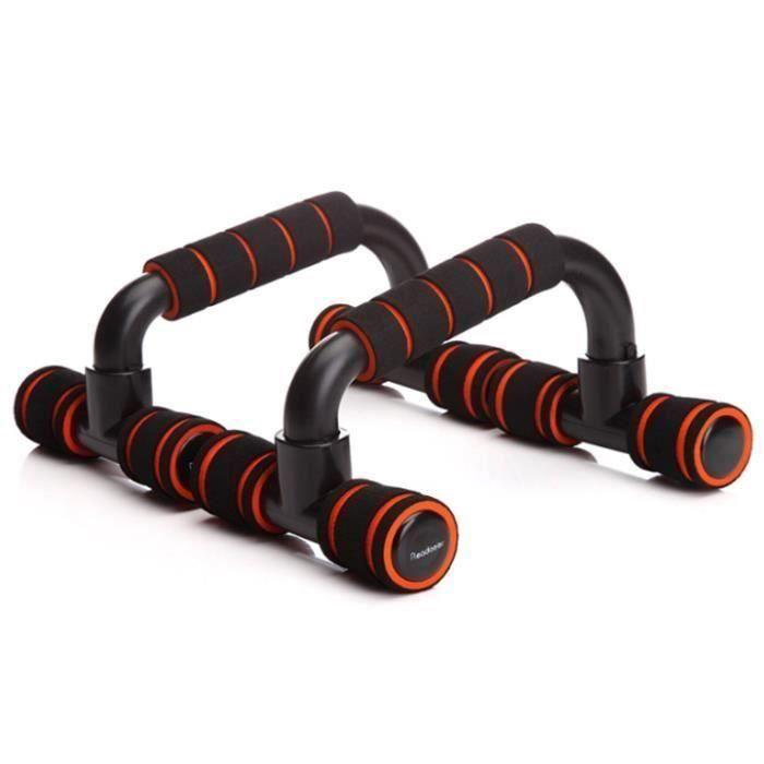 Poignées d'appui pour Pompe-Push-Up Bars Dispositif pour Musculation My17757 Mo38786