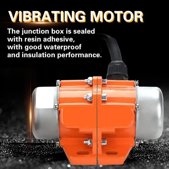 Sonew moteur vibrateur triphasé 1 moteur vibrant asynchrone de moteur de vibrateur pour équipement mécanique (1phase, 30w)
