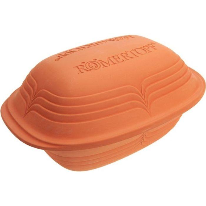 Cocotte -ROMERTOPF- 5 kg 6 personnes