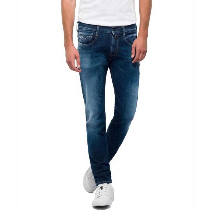 Vêtements Homme Pantalons Replay Anbass Hyperflex+ L32