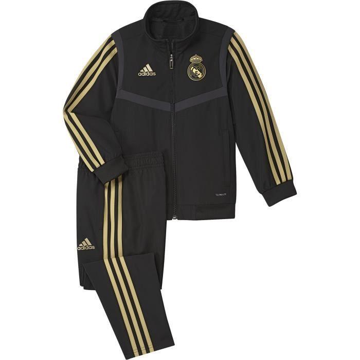 Survêtement de présentation kid Real Madrid 2019/20