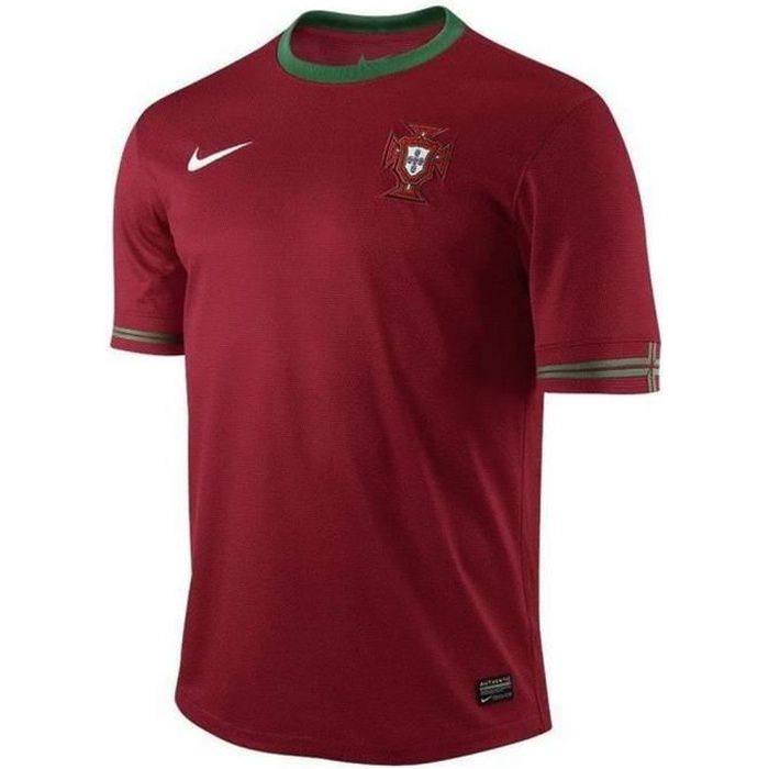 Maillot De Football Officiel Adidas Homme Portugal 2013