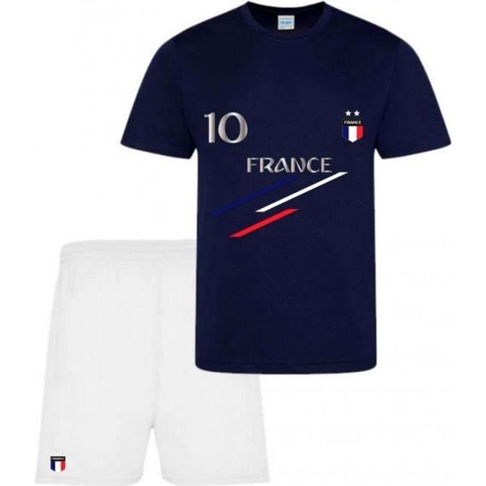 Ensemble short et maillot de foot F