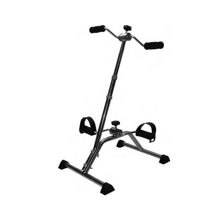 Pédalier d'appartement pour bras et jambes - Intensité variable