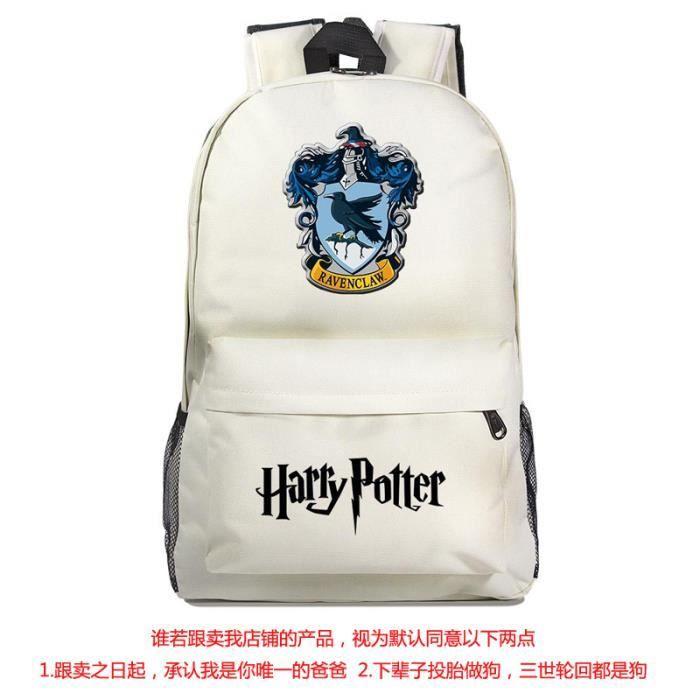 MOBIGARLAN Sac à Dos - Sac d'École cartable étudiant Harry Potter imprimé pour enfant adolescent-B33