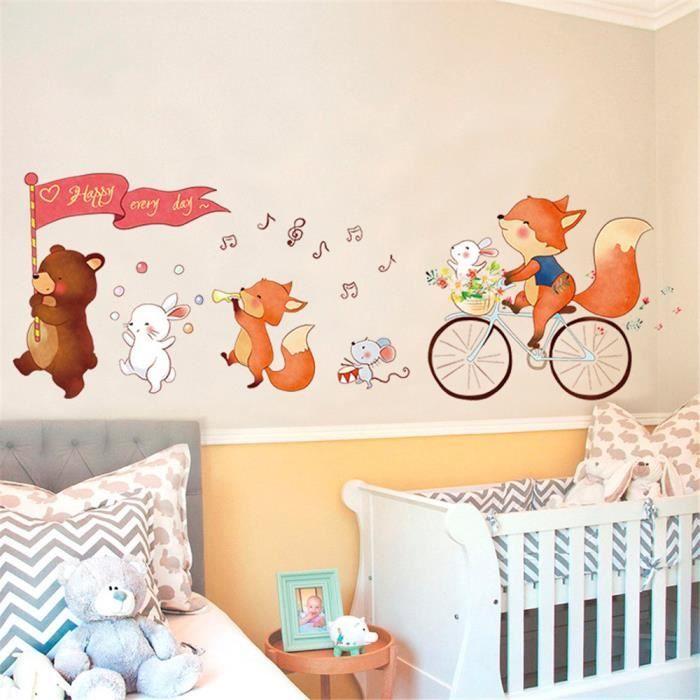 Personnalisé Pastel Ballon à Air Chaud Autocollant Mural Enfants chambre Nursery decal