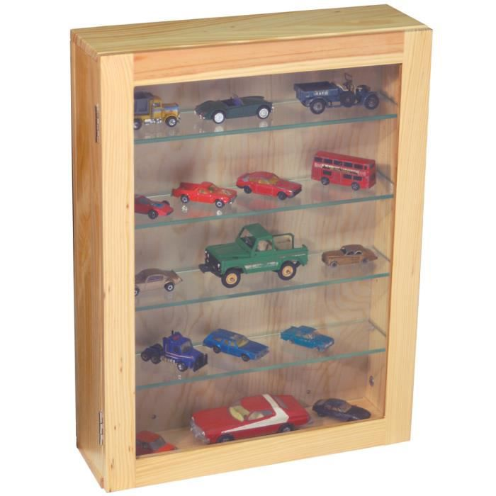 Collection vitrine collectionneur murale 4 et achat for Meuble vitrine pour collection