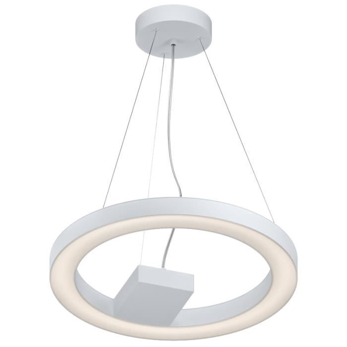 LUSTRE ET SUSPENSION Suspension luminaire cuisine Alvendre LED D48 cm -