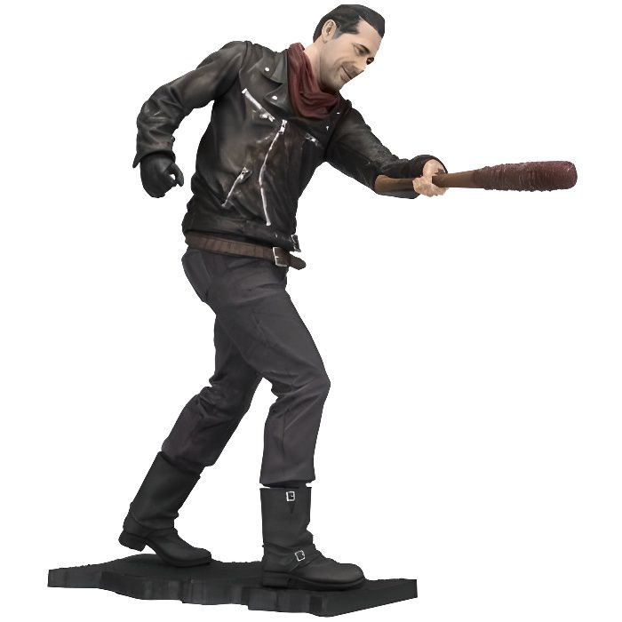 FIGURINE - PERSONNAGE McFarlane Toys - The Walking Dead - Figurine Delux