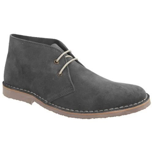 roamers desert boots homme gris achat vente bottine cdiscount. Black Bedroom Furniture Sets. Home Design Ideas