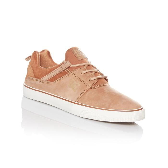 Chaussure DC Heathrow Vulc LX Caramel