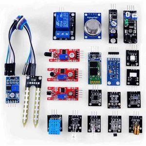 CARTE MÈRE 20 en 1 modules capteur Kit d'apprentissage pour A