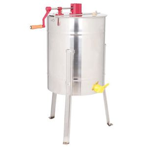 EXTRACTEURS Extracteur de miel manuel Outil d'équipement d'api