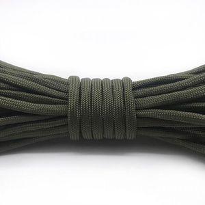 PARACHUTE Version Army Vert - 5 meter -  Mètres Dia.4mm 7 No