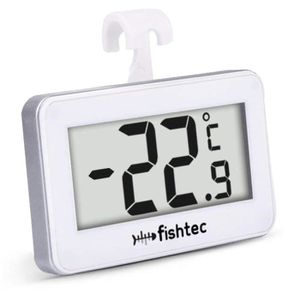 THERMOMÈTRE DE CUISINE FISHTEC® Thermomètre Réfrigérateur Electronique -