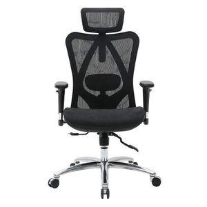 CHAISE DE BUREAU SIHOO Chaise de Bureau Ergonomique,Fauteuil de Bur
