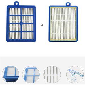 NETTOYEUR VAPEUR Hepa H12 Filtre Lavable pour PHILIPS Electrolux ZE