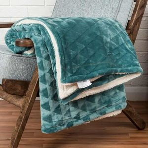 plaid sherpa achat vente plaid sherpa pas cher cdiscount. Black Bedroom Furniture Sets. Home Design Ideas