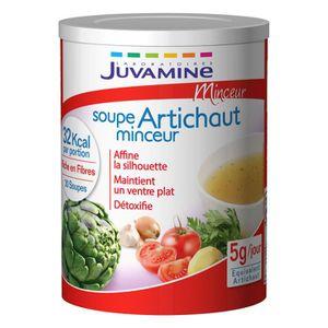 DÉFENSE IMMUNITAIRE  juvamine minceur soupe artichaut 300g