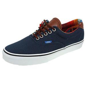 Basket Vans Era bleu marine... Bleu Bleu marine - Achat ...