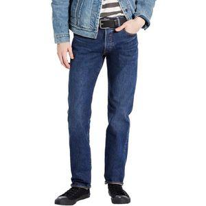 JEANS Levi's Homme 501 Original Fit Jeans, Bleu