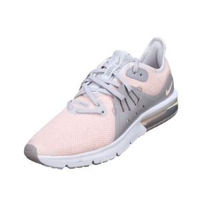 BASKET Basket Fille Nike Air Max Sequent 3 Gs 922885 -...