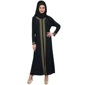 ROBE bimba vêtements islamic les manches pleines abaya