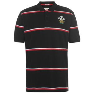 MAILLOT DE RUGBY TEAM RUGBY Polo rugby - homme - rouge