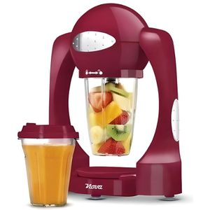BLENDER BLENDER SMOOTHIE ROUGE 180W NOVA 02-210101-01-001