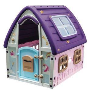 MAISONNETTE EXTÉRIEURE STARPLAY Maison Fairy Licorne