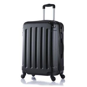VALISE - BAGAGE WOLTU Valise cabine avec 4 roulettes solide,léger
