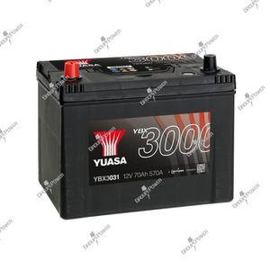 BATTERIE VÉHICULE Batterie auto, voiture YBX3031 12V 70Ah 570A Yuasa
