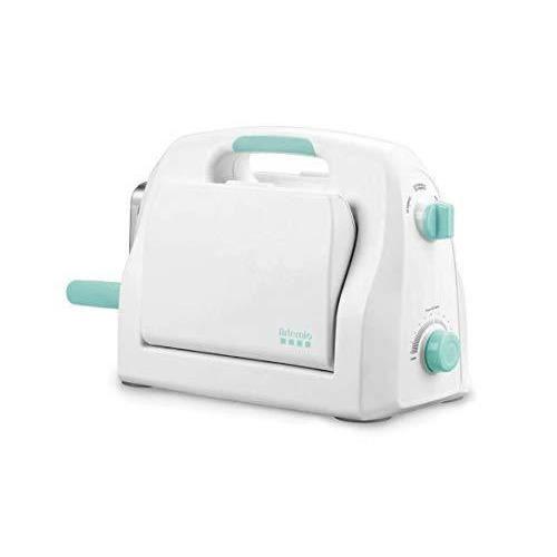 Artemio Machine de découpe et d'embossage Happy Cut A4, Blanc et Vert, 21x35x15 - - Artemio