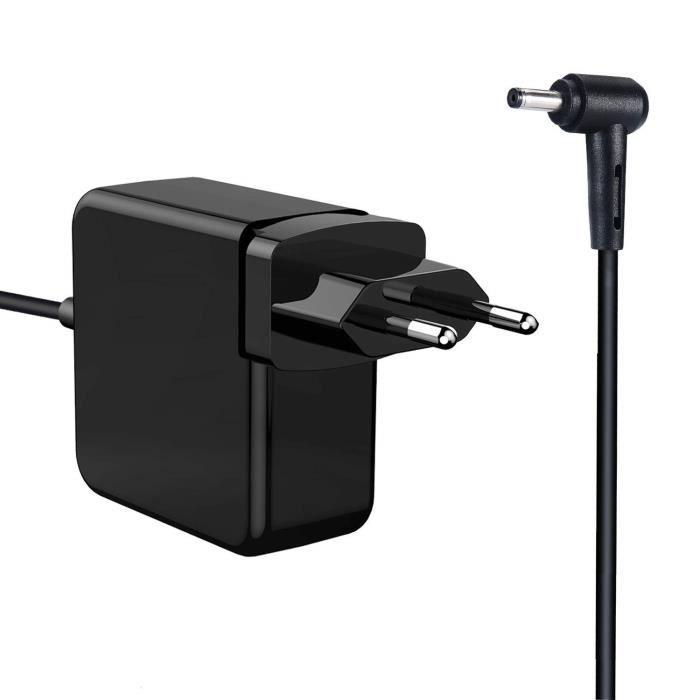 Purpleleaf Adaptateur Secteur Portable Chargeur Slim pour ASUS UX430UQ UX430UA UX430UN UX430U UX430 Facile à Transporter Alimenta