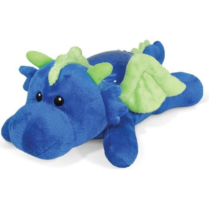 CLOUD B Veilleuse Twilight Buddies® Dragon- Bleu
