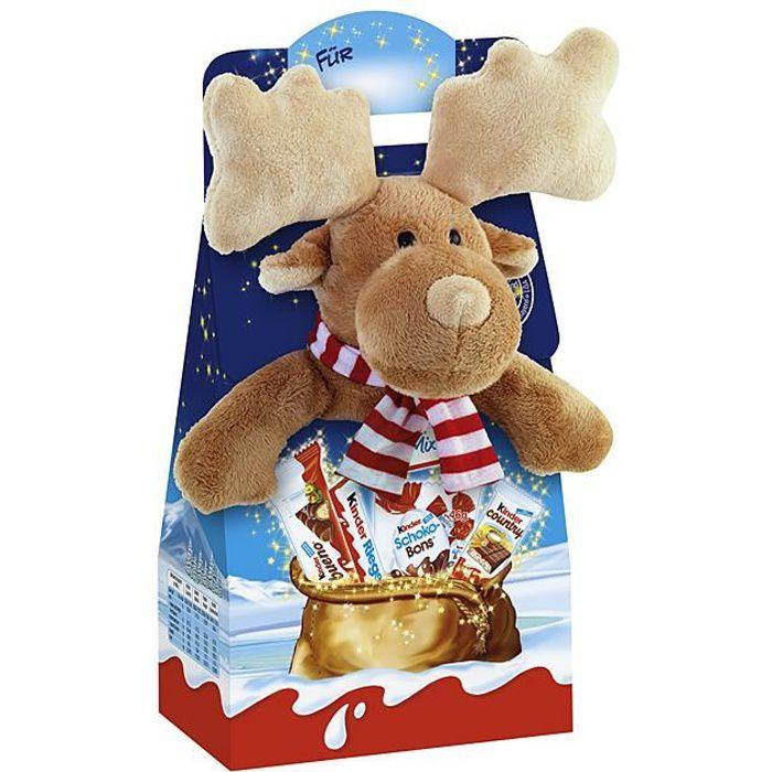 Ferrero Kinder Maxi Mix Peluche -Renne- 133g