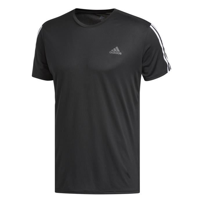 T-shirt de running adidas 3-Stripes