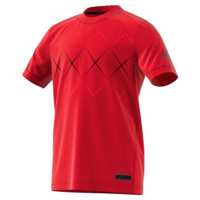 Vêtements enfants T-Shirts Adidas Barricade