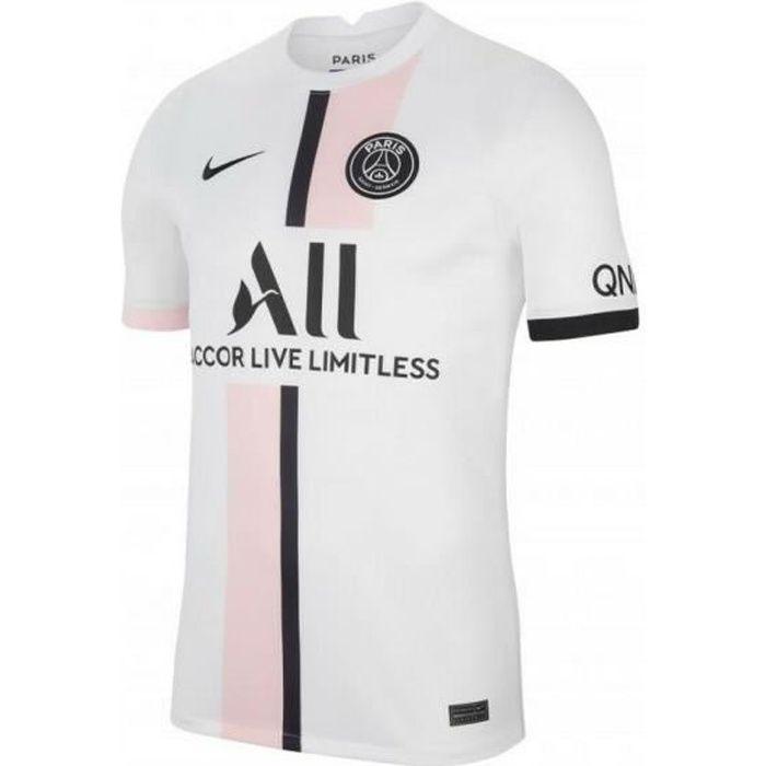 Maillot Homme Nike PSG Paris Saint Germain Extérieur Saison 2021-2022