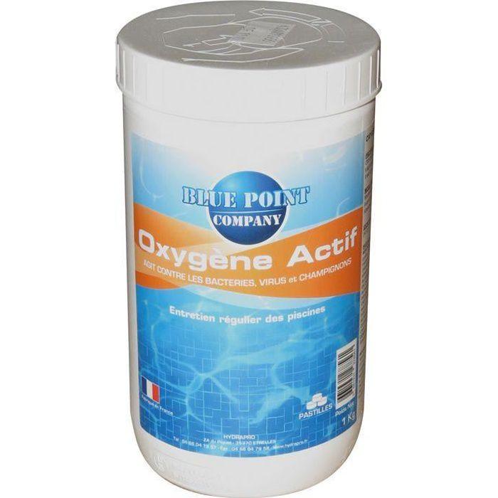 Oxygène actif - 1Kg