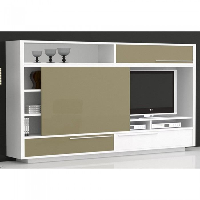 meuble tv mural white cupboard couleur blanc ma achat vente meuble tv meuble tv mural white. Black Bedroom Furniture Sets. Home Design Ideas