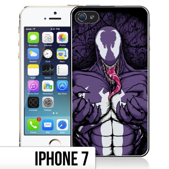 coque iphone 7 venom
